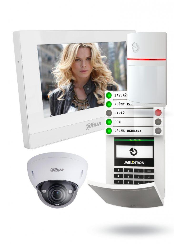 alarm a kamery